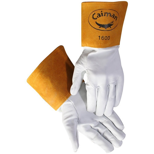 Caiman-Goatskin-Gauntlet-Work-Gloves